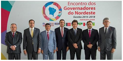 Governadores do Nordeste defendem mais desenvolvimento e emprego ...