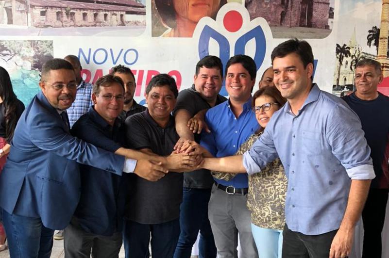 Progressistas anunciam apoio à pré-candidatura de Rubens Júnior ...