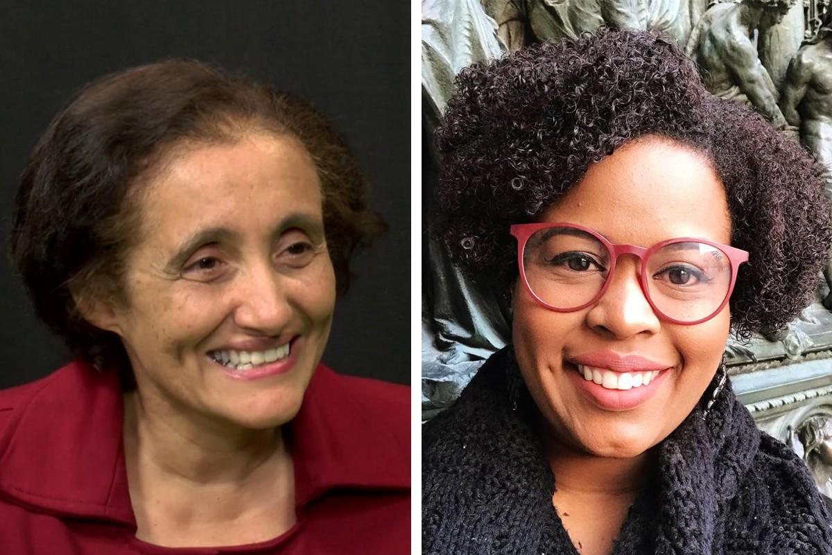 Resultado de imagem para as pesquisadoras Ester Sabino e Jaqueline Goes de Jesus, que lideram os estudos sobre coronavírus no Brasil,